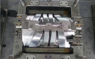 Injection Mold for PA66 Intake Manifold